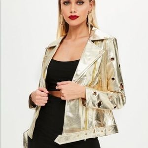 Jackets & Blazers - New gorgeous gold jacket 😍